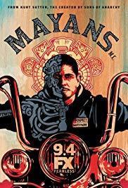 Mayans MC Season 1 cover art