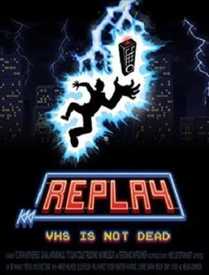 Replay: VHS is not dead cover art