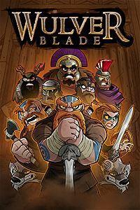 Wulverblade cover art