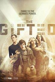 The Gifted Season 1 cover art