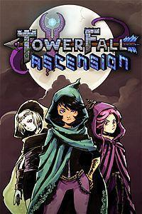 TowerFall cover art
