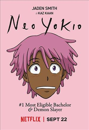 Neo Yokio Season 1 cover art