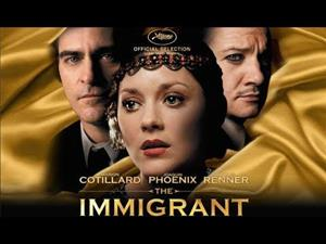 The Immigrant cover art
