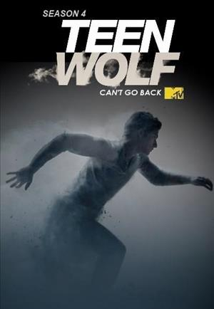 Teen Wolf Season 4 cover art