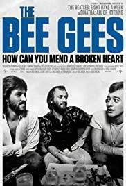 The Bee Gees: How Can You Mend a Broken Heart cover art