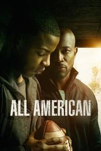 All American Season 1 cover art