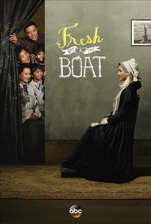 Fresh Off the Boat Season 4 cover art