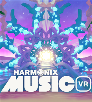 Harmonix Music VR cover art