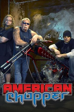 American Chopper Season 7 cover art