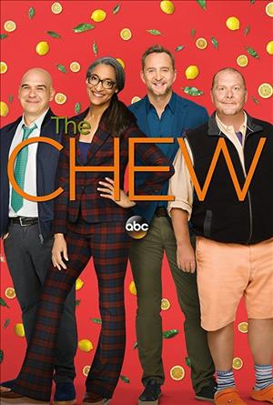 The Chew Season 7 cover art