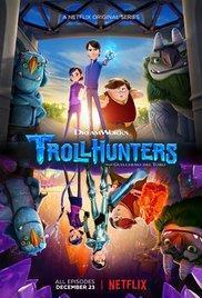 Trollhunters Season 1 cover art