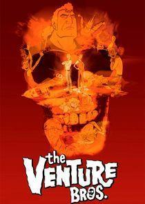 The Venture Bros. Season 6 cover art