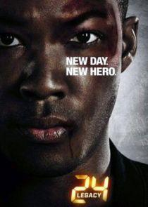 24: Legacy Season 1 cover art