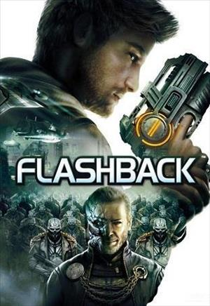 Flashback Remastered cover art