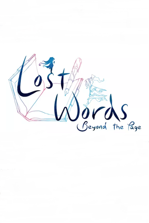 Lost Words: Beyond the Page cover art