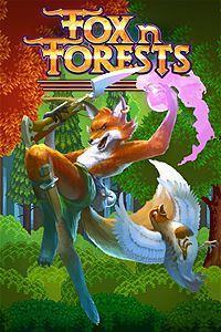 Fox n Forests cover art
