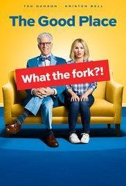 The Good Place Season 2 cover art