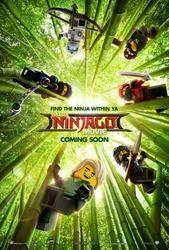 The Lego Ninjago Movie cover art