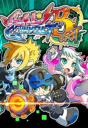 Gal Gunvolt Burst cover art