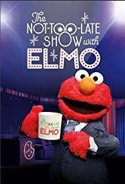 The Not Too Late Show with Elmo Season 1 cover art