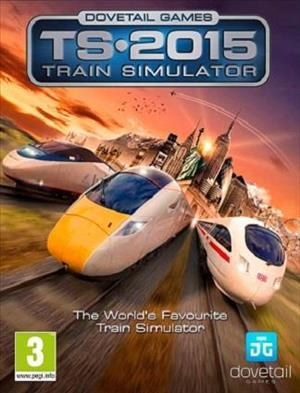 Train Simulator 2015 cover art
