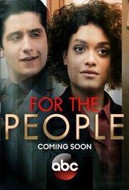 For the People Season 1 cover art