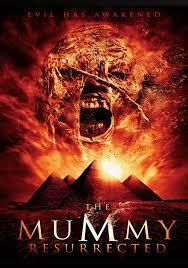 The Mummy: Resurrected cover art