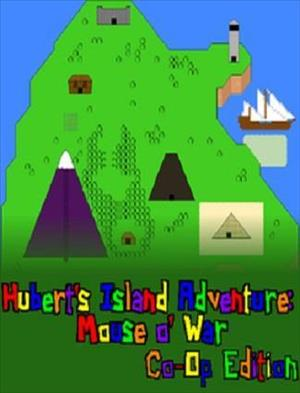 Hubert's Island Adventure: Mouse o' War cover art
