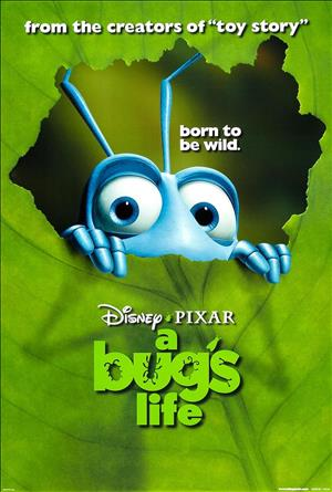 A Bug's Life - Limited Edition cover art