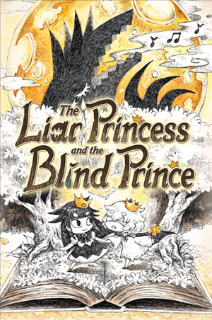 The Liar Princess and the Blind Prince cover art