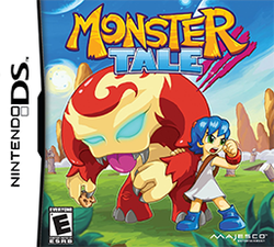 Monster Tale Ultimate cover art