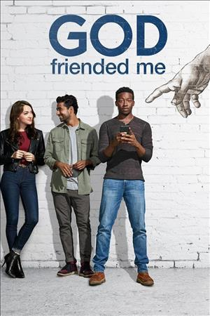 God Friended Me Season 2 cover art