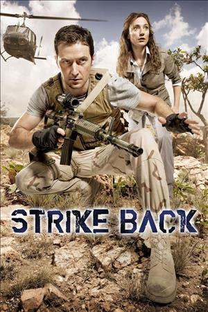 Strike Back Season 8 cover art