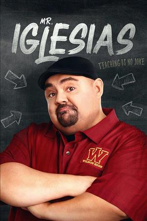 Mr. Iglesias Season 2 cover art