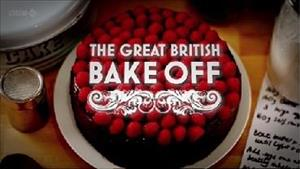 The Great British Bake Off Season 5 cover art