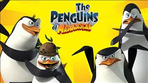 Penguins of Madagascar 3D cover art