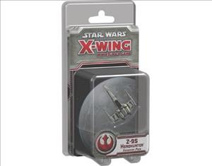 Star Wars: X-Wing Miniatures Game – Z-95 Headhunter Expansion Pack cover art