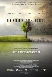 Before the Flood cover art