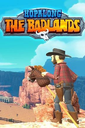 Hopalong: The Badlands cover art