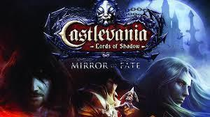Castlevania: Lords of Shadow – Mirror of Fate HD cover art