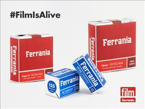 FILM Ferrania cover art