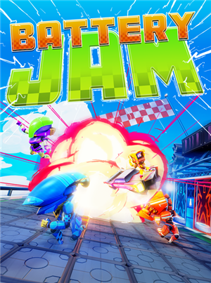 Battery Jam cover art
