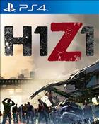 Game H1Z1  PlayStation 4 cover art