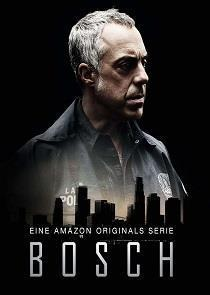 Bosch Season 2 cover art