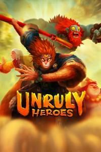 Unruly Heroes cover art