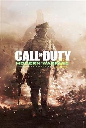 Call of Duty: Modern Warfare 2 Remastered cover art