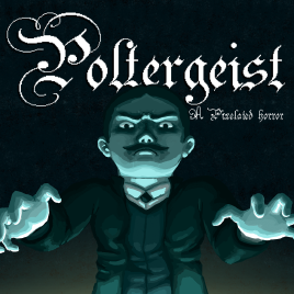 Poltergeist: A Pixelated Horror cover art