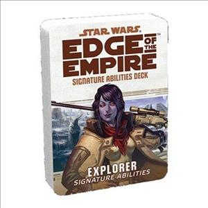 Edge of the Empire: Explorer Specialization Deck cover art