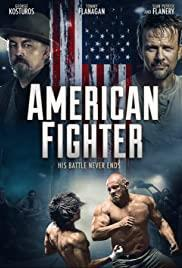 American Fighter cover art