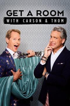 Get a Room with Carson & Thom Season 1 cover art